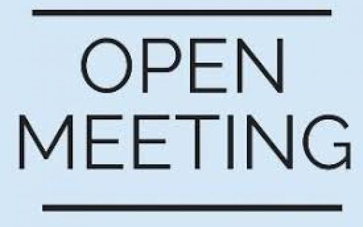 Notice Of op4en Meeting